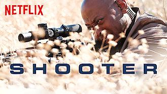Shooter (2016) on Netflix in Belgium